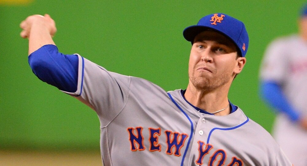 Two-Start Pitchers Jacob deGrom
