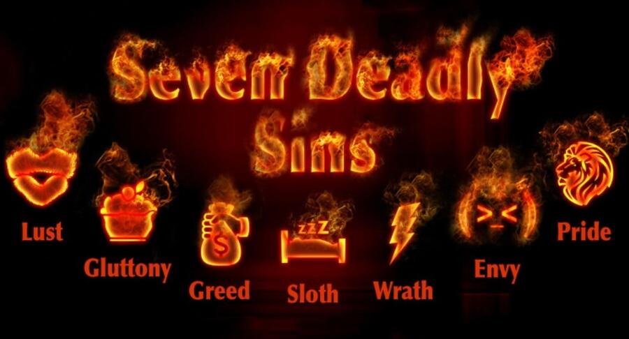 Seven Deadly Sins Fantasy Baseball