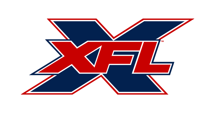 XFL Player Rankings Logo