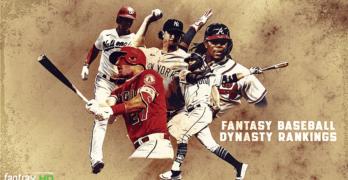 Top-500 Fantasy Baseball Dynasty Rankings (Updated 8/13/2020)