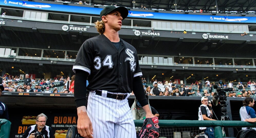 Michael Kopech Spring Training Update