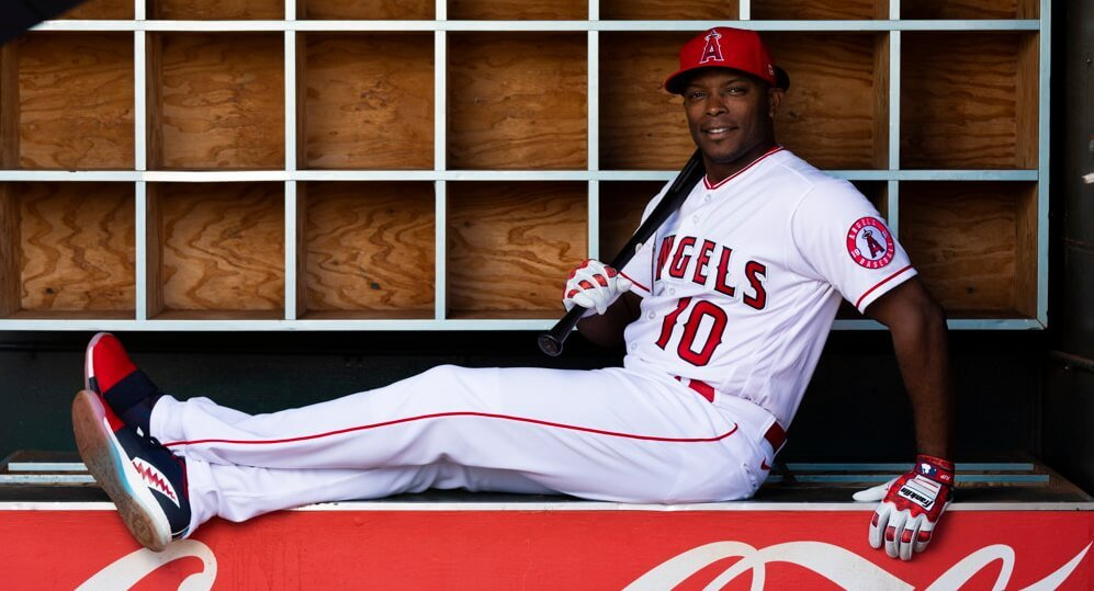 Outfield Sleepers Justin Upton