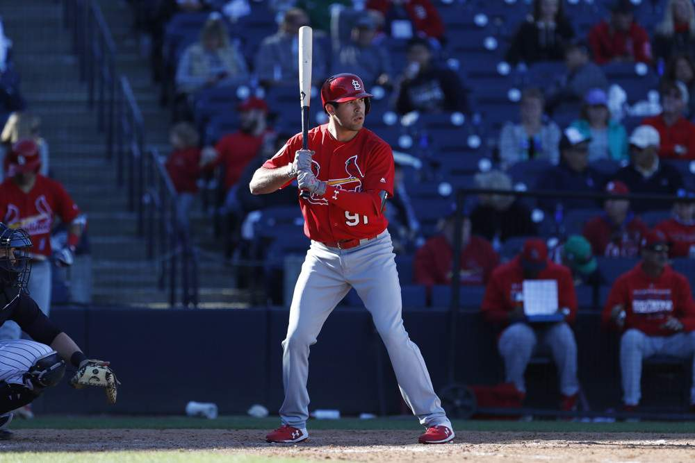 Cardinals Prospects Dylan Carlson