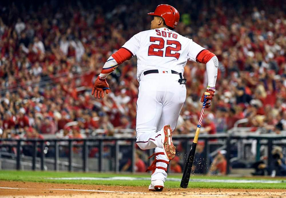 Dynasty Outfield Rankings Juan Soto