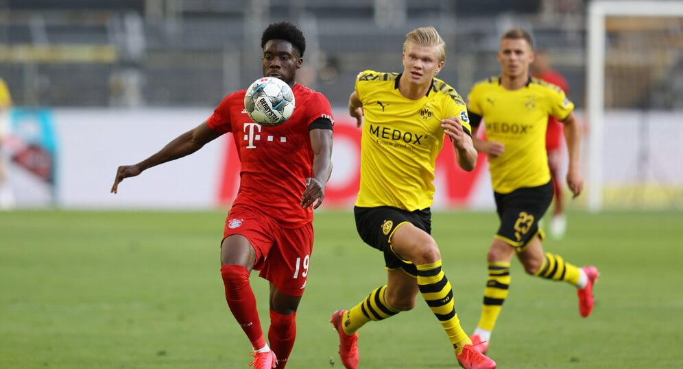 Four Things The Bundesliga MAY Have Taught Us As The EPL Returns
