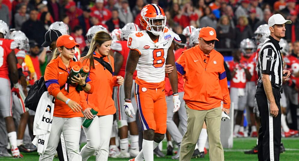 CFF: Where Does Clemson Go After Justyn Ross?