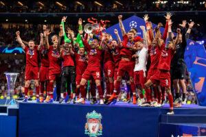 Fantrax Scoring System Tottenham vs Liverpool