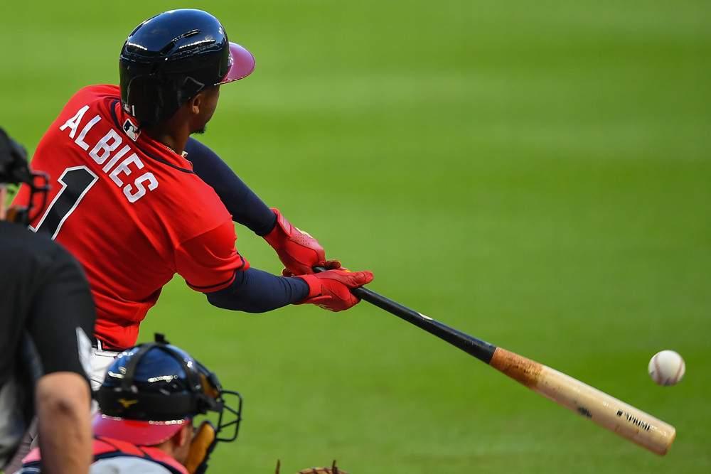 Ozzie Albies MLB DFS