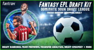 2020 Fantasy EPL Draft Kit