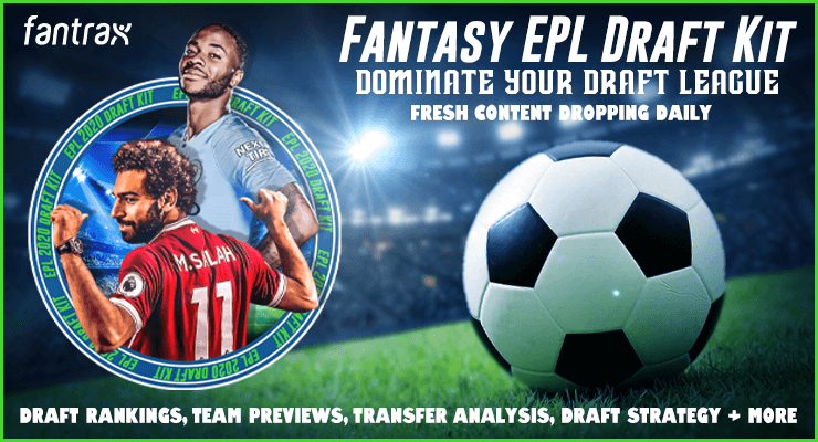 2020 Fantrax HQ Fantasy EPL Draft Kit