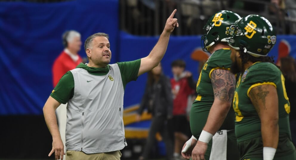 Matt Rhule Coaching Changes and Fantasy Football