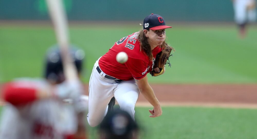 Mike Clevinger Two-Start Pitchers
