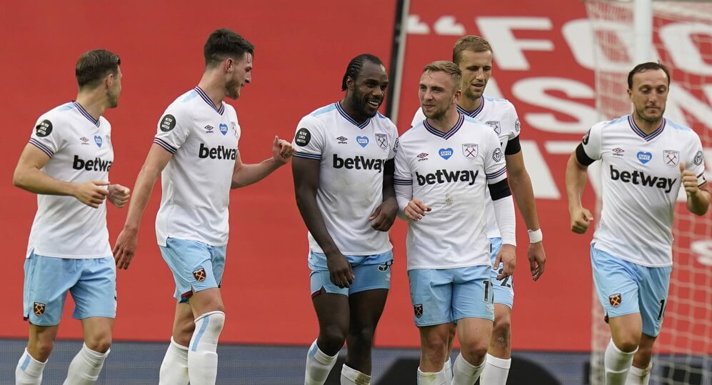 Draft Premier League 20/21: West Ham Team Preview