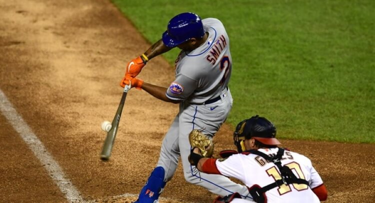 Dominic Smith: The Mets Hitting Machine