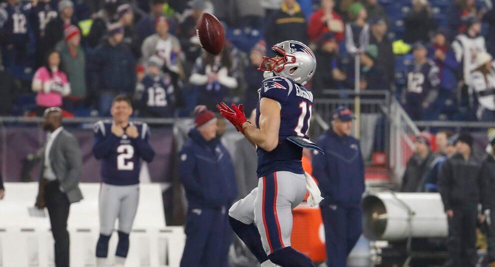Week 8 NFL Injury Report: The Curious Case of Julian Edelman