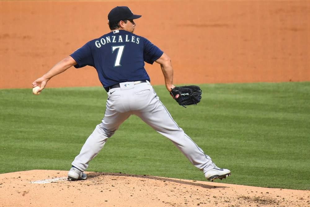 Pitcher Breakout Marco Gonzales