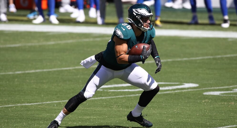 Week 7 NFL Injury Report: My Ankle Ertz!