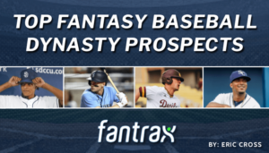 top fantasy baseball prospects