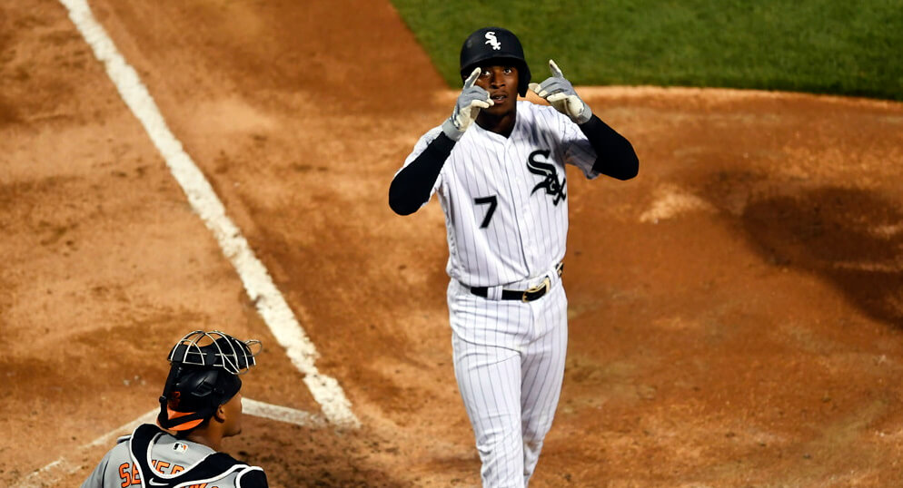 Why the BABIP Gods Favor Tim Anderson