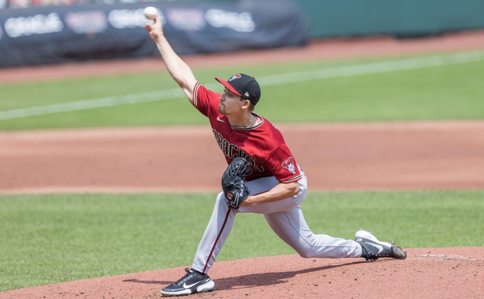 Luke Weaver Deep League Starting Pitchers