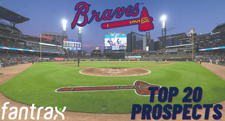 2021 Atlanta Braves Top Prospects For Fantasy Baseball