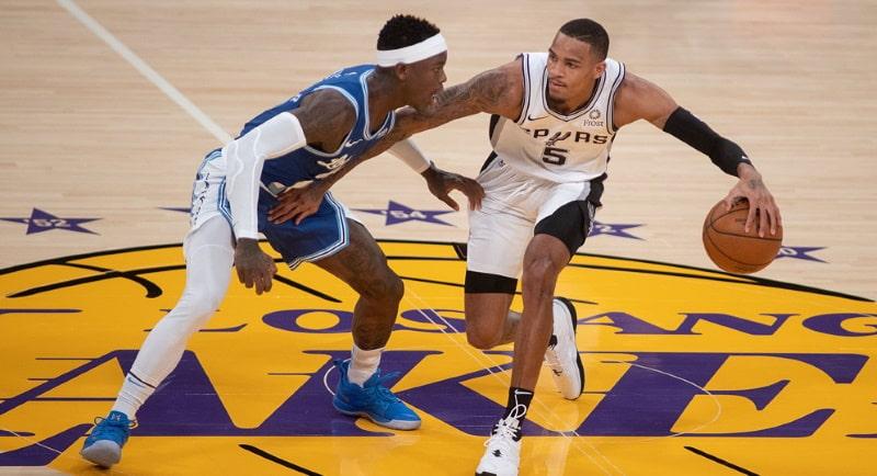 Dejounte Murray NBA Fantasy Basketball Trends