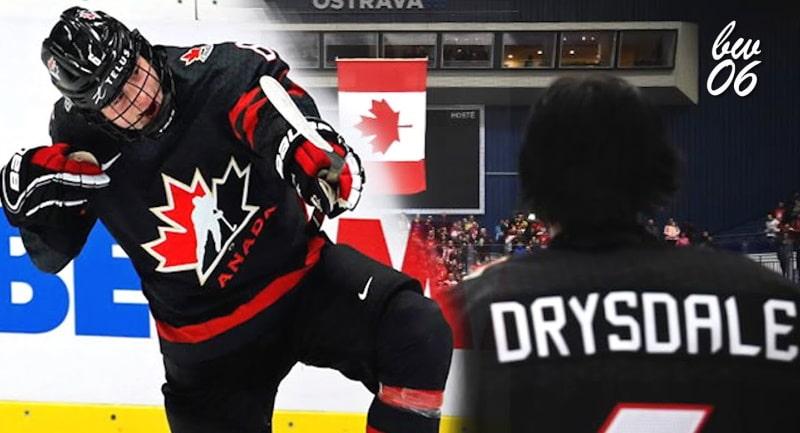 Jamie Drysdale NHL Prospects