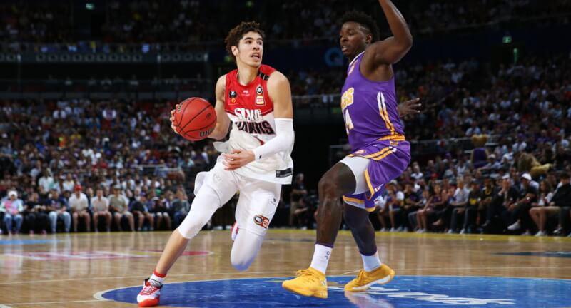 Lamelo Ball NBA DFS Review