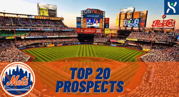 New York Mets Top Prospects For 2021 Fantasy Baseball