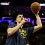 NBA DFS Nikola Jokic Fantasy Basketball Rest of Season Rankings