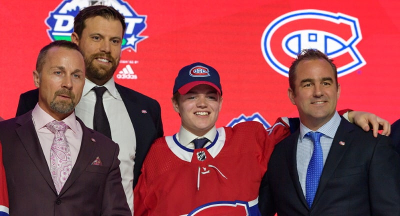 Second Tier of Fantasy Prospects from the 2019 NHL Entry Draft