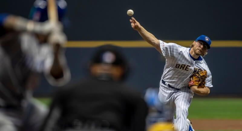 Corbin Burnes Two-Start Pitchers