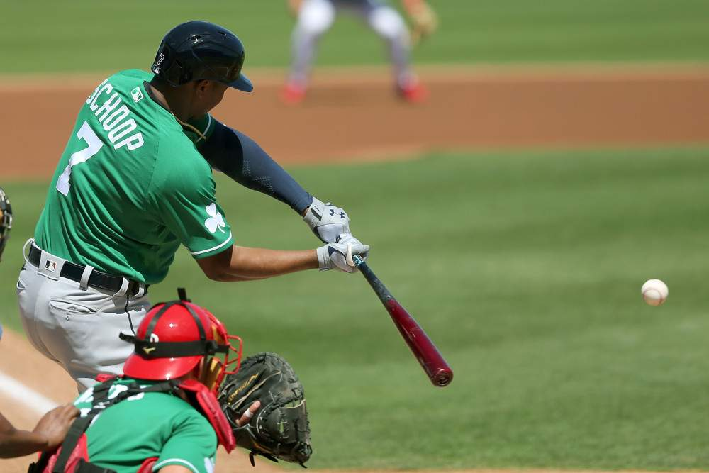 Fantasy Baseball Waiver Wire: Schoop, There It Is