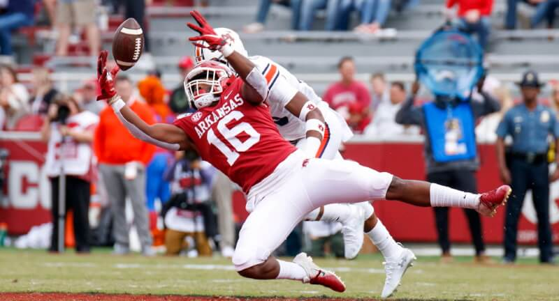 2021 CFF Wide Receiver Rankings, Profiles and Projections