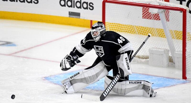 Cal Petersen Fantasy Hockey Goalie Sleepers