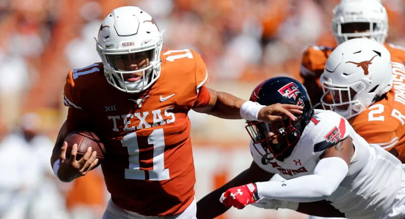 Casey Thompson College Fantasy Football Waiver Wire